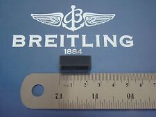 22MM KEEPER FOR BREITLING BLACK RUBBER OCEAN RACER PRO DIVER'S WATCH BAND STRAP