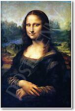 Mona Lisa 1506 - Leonardo da Vinci - NEW Famous Fine Art Painting Print POSTER