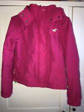 "HOLLISTER ""All-weather Jacke"" Pink M"