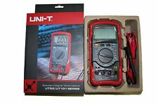 9V Power Battery (6F22) UNI-T UT57 Handheld Digital LCD Digital Multimeter