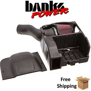 Banks Power Dry Cold Air Intake System 1999-2003 Ford SuperDuty 7.3L Powerstroke