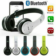 Bluetooth Headphones Stereo Wireless Earphone Gaming Headsets Noise Canceling