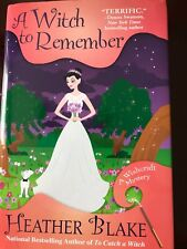 A Witch to Remember A Wishcraft Mystery by Heather Blake 9781982628666