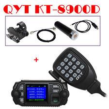 QYT KT-8900D 25W Dual Band Quad Mobile Transceivers