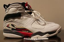 2008 Air Jordan 8 Retro Countdown Pack Bugs Bunny VIII Size 11.5 305381 103 CDP
