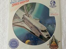 SPACE SHUTTLE.          PICTURE  DISC.