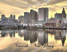 New Jersey - NEWARK - Travel Souvenir Fridge Magnet
