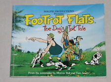 Book by Murray Ball - Footrot Flats - The dog's Tail Tale - colour illustrations