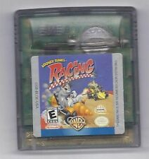 Nintendo Gameboy Color Looney Tunes Racing Game Rare HTF