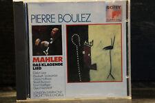 G. Mahler - Das klagende Lied / Boulez/London SO