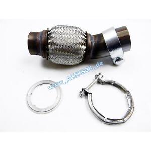 Reparatursatz Flexrohr Hosenrohr Diesel Partikelfilter für BMW 1er 3er 5er N47