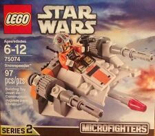 New Lego Star Wars Microfighters Snowspeeder Series 2 97 pcs #75074