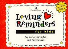 Loving Reminders for Kids: 60 Nurturing Notes Sealed with Hugs & Kisses!