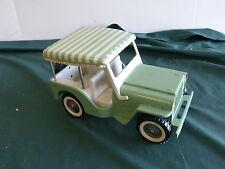 Tonka Green Jeep Surrey Vern Nice Original