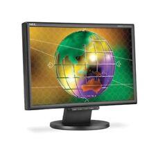 "NEC MultiSync LCD195WVXM-BK Black 19"" LCD Monitor"