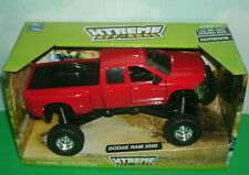 1/32 Scale 2003 Dodge Ram 3500 Crew Cab Diecast Toy Off-Road 4x4 - New-Ray 54516
