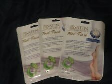 Satin Smooth Foot Pack | Intensive Moisturizing Foot Mask Display - 3Pack