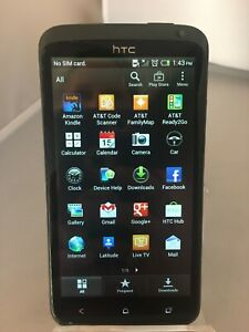 HTC One X - 16GB - Blue (AT&T) Smartphone