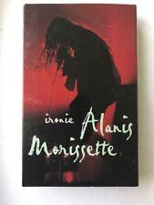 Alanis Morissette Ironic Music Cassette Single Album Version, Forgiven Live