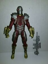 DC Collectibles New 52 Suicide Squad DEADSHOT 7 inch Near Mint Complete