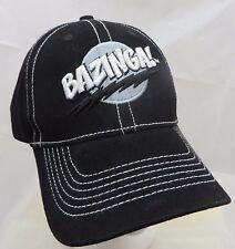 Bazinga Big Bang Theory baseball cap hat adjustable snapback