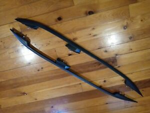 2014 2015 2016 2018 Subaru Forester Roof Rack Side Rails Left & Right Pair Set