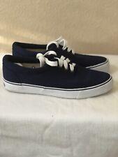 West Marine Blue Boat Shoes Size 9