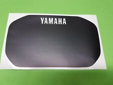 - Yamaha xt600 XT 1vj 2kf tenere Adesivo Mascherina fari Maschera Nero