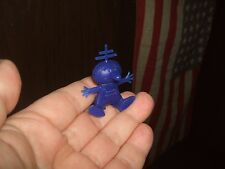 OLD VINTAGE 1950s NABISCO CRUNCHY SPOONMAN SPACEMAN CEREAL PREMIUM PLASTIC TOY