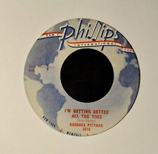 HEAR IT ROCKABILLY Barbara Pittman Phillips 3518 Two Young Fools In Love