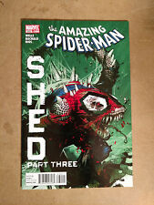 AMAZING SPIDER-MAN #632 FIRST PRINT MARVEL COMICS (2010) SHED
