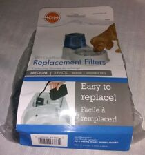 K&H CleanFlow Replacement Filters Cartridges Medium 3-Pack NIP