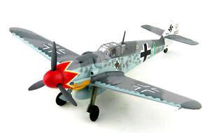 Hobby Master 1:48 German Messerschmitt Bf 109G-6 Fighter - Hermann Graf, #HA8751