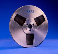 "7"" 7 Inch 4 track Akai Metal Reel Audio Tape for Tape Recorder R-7M Takeup Reel"