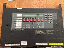 New listing Simplex 637-250 2X40 4100 Main Operator Interface
