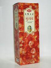 Hem Corp India Precious ROSE Gulab Incense Sticks 120 CT Export Quality NIB