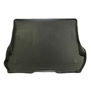 2000-2005 Ford Excursion Husky Classic Style Black Rear Cargo Liner Free Ship