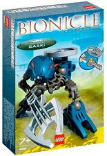LEGO ® BIONICLE personaggio rahanga Gaaki 4868 NUOVO + OVP