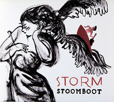 Stoomboot - Storm (CD in fold-out card sleeve with booklet) New