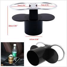 1 PCS PORTABLE NEU Design Auto Auto Sitz Dual Doppel Becher Getränk Halter Ständer