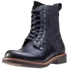 Stivali, anfibi e scarponcini da uomo neri G-Star