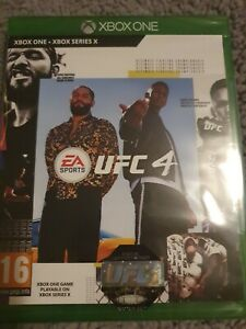 UFC 4 (Sony PlayStation 4, 2020)