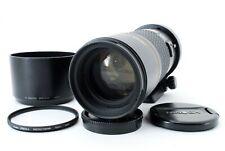 MINOLTA AF APO TELE MACRO 200mm F/4 G Lens for Sony A-Mount #187