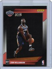 2019-20 Panini Instant #FL-ZW Basketball Zion Williamson Rookie Card RC Pelicans