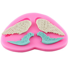 Angel Wings Silicone Mold - Baby Wings - Wing Shape Fondant Mould DIY SM0201