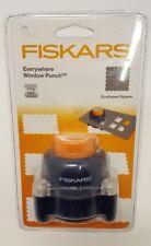 Fiskars en todas partes Ventana Punch 1,5/3.8 cm festoneado Cuadrado 5565