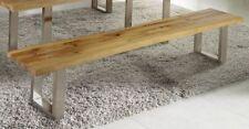 Sitzbänke & Hocker aus Massivholz fürs Esszimmer 210 191 cm Breite