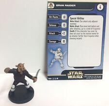 Star Wars Clone Strike 52/60 Gran Raider (C) Miniature