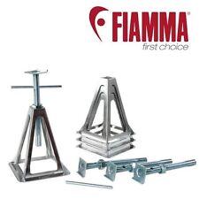 FIAMMA aluminium stabilisation Jack ensemble de quatre remorque caravane camping-car |