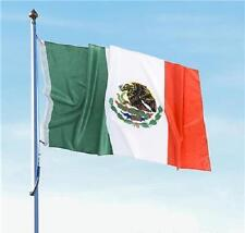 12 MEXICAN FLAGS 3 x 5 Indoor Outdoor Banner Pennant Soccer #ST31 Free Shipping